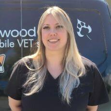Kelsey, veterinary assistant