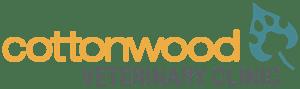 Logo of Cottonwood Veterinary Clinic in Chilliwack, British Columbia
